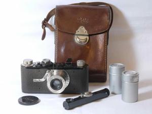 ライカカメラ 付属品一式