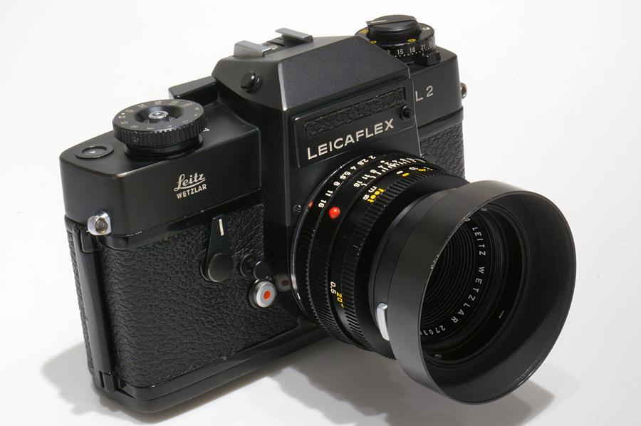 ライカカメラの梱包方法