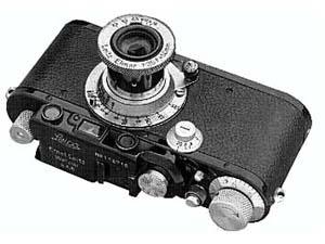 ライカのカメラの歴史